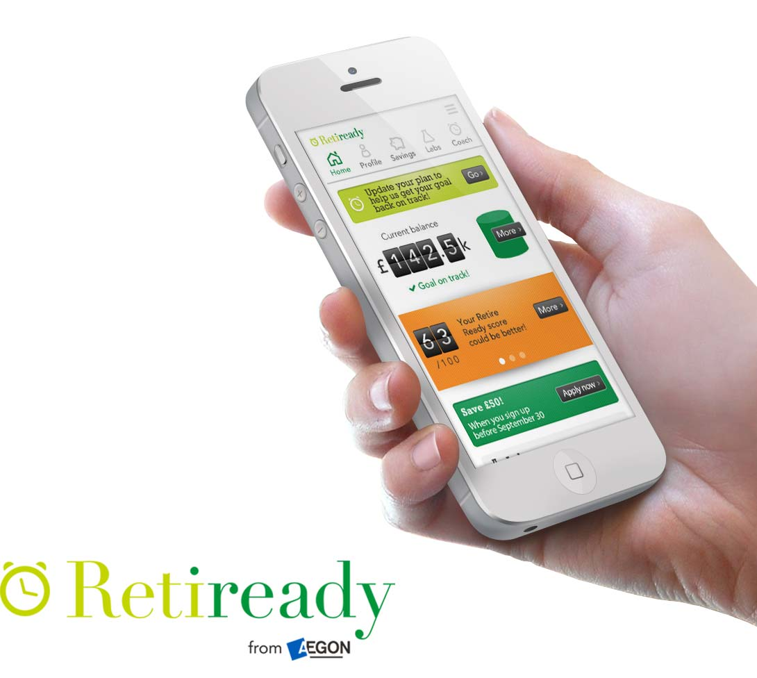 Retiready Phone